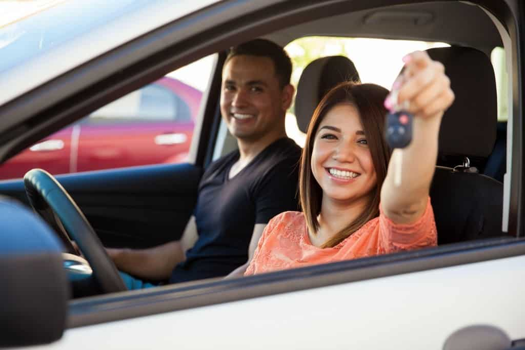 guaranteed bad credit car finance