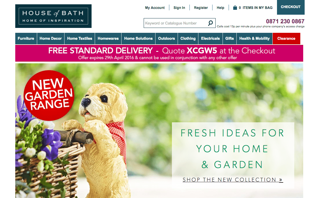 House Of Bath Catalogue Credit 4 Everyone