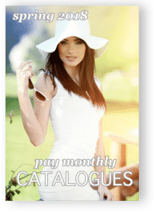 catalogues with credit, pay monthly catalogues, buy now pay later catalogues