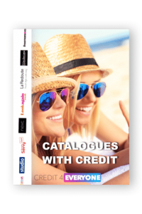 catalogues with credit