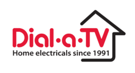 Dial a TV Logo, Pay Weekly Store Credit