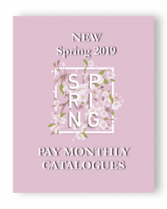 NEW -Spring 2019 catalogues