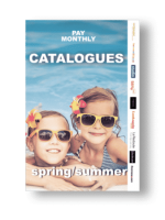 Pay Monthly Home Shopping Catalogues