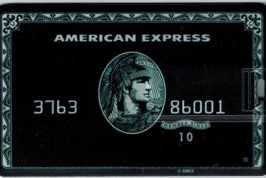 Win an American Express Memory Card