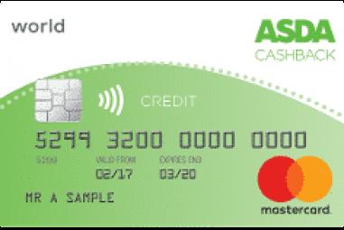 Creation (Asda Money Credit Card) Cut Cash Back Rates