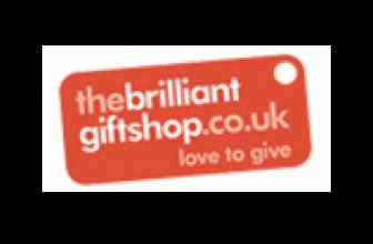 The Brilliant gift shop catalogue