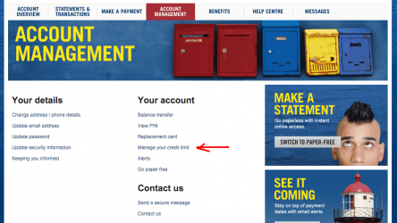 Capital One Credit Card Credit Limit Increases
