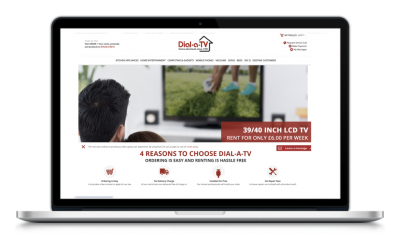 Dial a TV – Rent or Rent to Own, Pay Weekly or Monthly