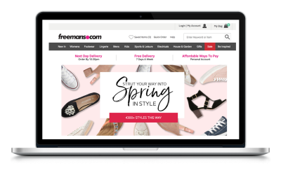Freemans  Catalogue – Catalogue, Pay Monthly