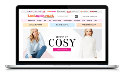 Look Again Catalogue – Catalogue offering Pay Monthly