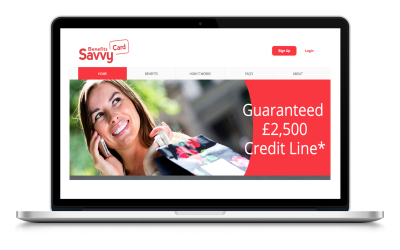 Savvy Benefit Card – Guaranteed No Credit Check shopping