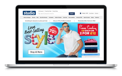 Studio Catalogue – Pay Monthly and Buy now pay later catalogue