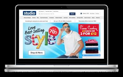 Studio Catalogue